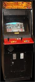 Arcade Cabinet for Blood Bros..