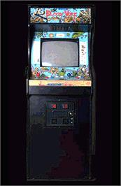 Arcade Cabinet for Bloody Wolf.