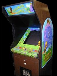 Arcade Cabinet for Boomer Rang'r / Genesis.