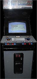 Arcade Cabinet for Boot Camp.