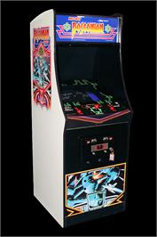 Arcade Cabinet for Bosconian.