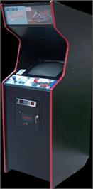 Arcade Cabinet for Bottom of the Ninth.