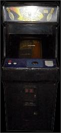 Arcade Cabinet for Bowl-O-Rama.