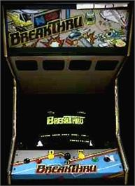 Arcade Cabinet for Break Thru.