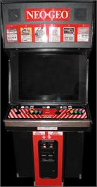 Arcade Cabinet for Breakers.