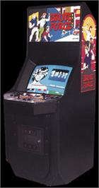 Arcade Cabinet for Brute Force.