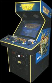 Arcade Cabinet for Bucky O'Hare.
