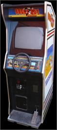 Arcade Cabinet for Buggy Boy Junior/Speed Buggy.