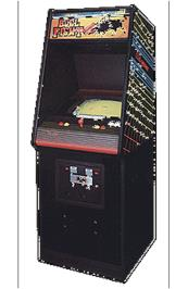Arcade Cabinet for Bullfight.