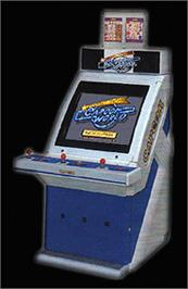 Arcade Cabinet for Capcom World.