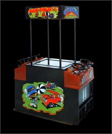 Arcade Cabinet for Car Polo.