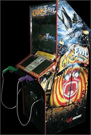 Arcade Cabinet for CarnEvil.