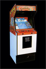 Arcade Cabinet for Carnival.