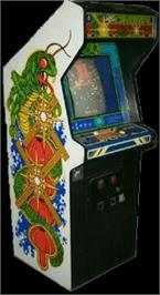 Arcade Cabinet for Centipede Dux.