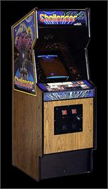 Arcade Cabinet for Challenger.