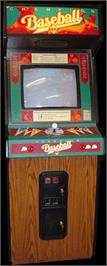 Arcade Cabinet for Champion Base Ball.