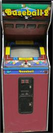 Arcade Cabinet for Champion Base Ball Part-2: Pair Play.