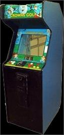 Arcade Cabinet for Champion Golf.