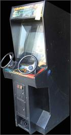 Arcade Cabinet for Championship Sprint.