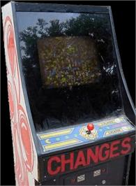 Arcade Cabinet for Changes.