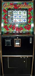 Arcade Cabinet for Cherry Bonus III.