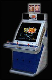 Arcade Cabinet for Chiki Chiki Boys.