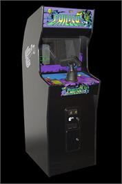 Arcade Cabinet for Chiller.