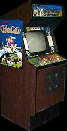 Arcade Cabinet for China Gate.