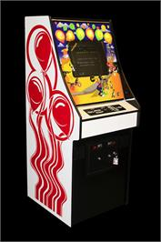 Arcade Cabinet for Circus.