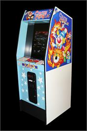 Arcade Cabinet for Circus Charlie.