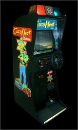Arcade Cabinet for Cisco Heat.