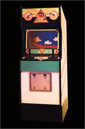 Arcade Cabinet for Clay Shoot.