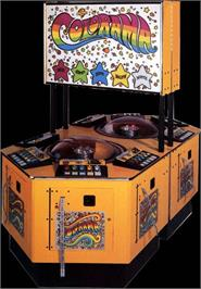 Arcade Cabinet for Colorama.