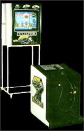 Arcade Cabinet for Colt.