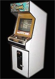Arcade Cabinet for Columns.