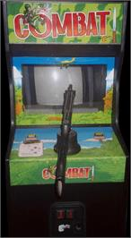 Arcade Cabinet for Combat.