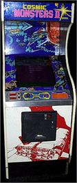 Arcade Cabinet for Cosmic Monsters 2.
