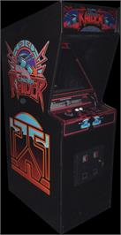 Arcade Cabinet for Crater Raider.