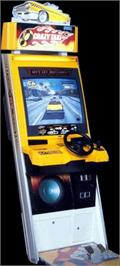 Arcade Cabinet for Crazy Taxi.