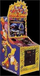 Arcade Cabinet for Crazzy Clownz.