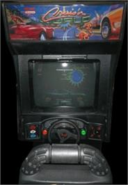 Arcade Cabinet for Cruis'n World.