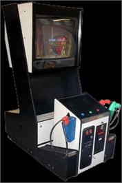Arcade Cabinet for Crypt Killer.