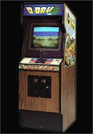 Arcade Cabinet for D-Day.