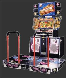 Arcade Cabinet for DDR Max - Dance Dance Revolution 6th Mix.