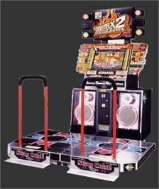 Arcade Cabinet for DDR Max 2 - Dance Dance Revolution 7th Mix.