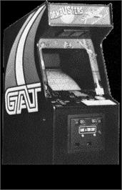Arcade Cabinet for Dambusters.
