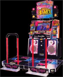 Arcade Cabinet for Dance Dance Revolution 3rd Mix - Ver.Korea.