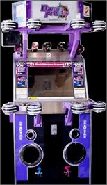 Arcade Cabinet for Dance Maniax.