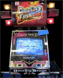 Arcade Cabinet for Dancing Stage Euro Mix 2.