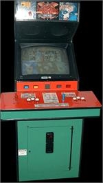 Arcade Cabinet for Darkstalkers: The Night Warriors.
